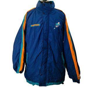 Puma Team NFL Miami Dolphins L Jacket 1997 logo